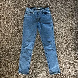 Levi's Jeans - Levi's 721 High Rise Skinny Vintage Blues